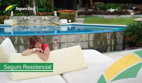 Seguro Residencial, Seguro Fácil Brasil, seu seguro na Internet!