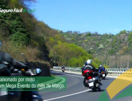 Você apaixonado por moto confira uma Mega Evento do mês de Março.